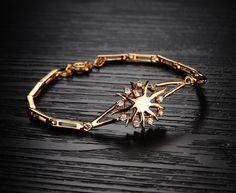 18K gold plated bracelet