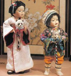 Yolanda Bello's    Tai-Ling & Po Sing