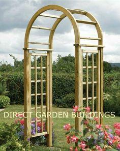 garden arch trellis Outdoors Pinterest Garden arch trellis