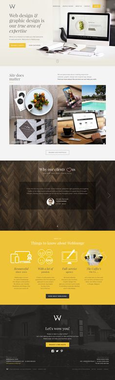 Creative Web Designs for Inspiration | Best of 2015
