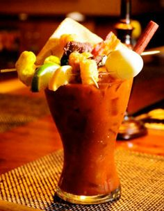 10 Over-the-Top Bloody Marys from Across America
