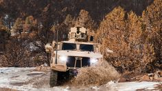 The Pentagon finally has a replacement for the aging Humvee