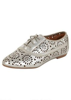 Lynna Cutout Oxford - View All Sale - Sale - Alloy Apparel