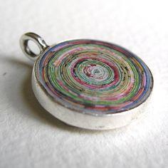 resin pendant by robayre, via Flickr