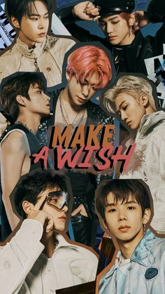 Make A Wish, How To Make, Nct Album, 1 Live, Nct Taeyong, Na Jaemin, Winwin, Asian Boys, Jaehyun