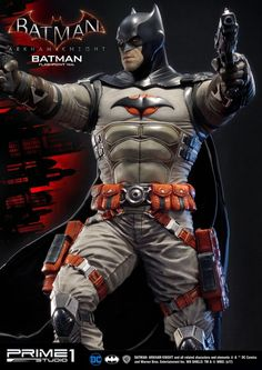 Batman: Arkham Knight Flashpoint Batman Statue From Prime-1