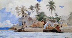 Art History News: WINSLOW HOMER at AUCTION