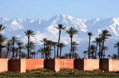 Top 10 des choses à voir à Marrakech : Remparts de Marrakech