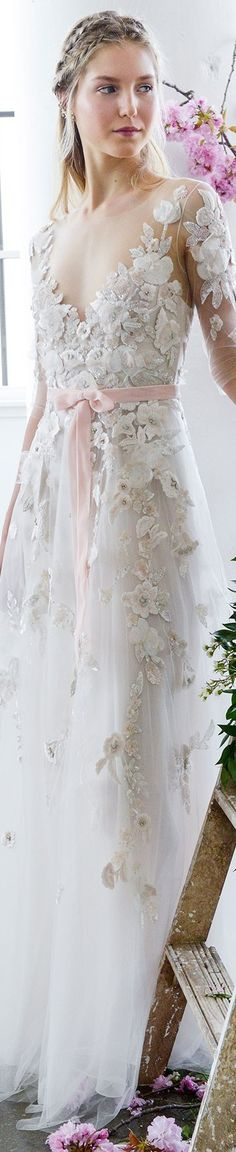 Marchesa Notte sprong 2018 bridal