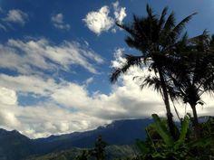 Mt Kinabalu in Sabah, Borneo