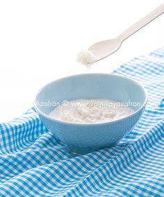 Cereal de arroz cocido