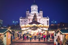 Adventszeit in Helsinki