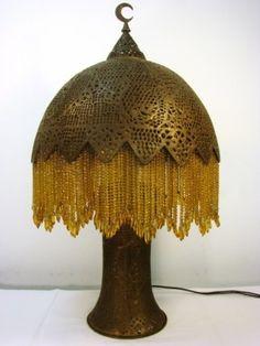 lamp art nouveau