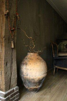 Oude kruik #Interior