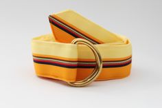 Scow Belt  #ribbon #belt #style #fashion #summer #rustic #classic #centralpark #NYC #madeinNY