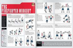 FireFighter Workouts