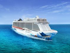 Carnival may be the world's largest cruise line, but this year it'll be rivals Royal Caribbean and Norwegian that steal the spotlight in the industry with major new ships. Royal Caribbean in April will debut Norwegian Cruise Line, Cruise Travel, Cruise Vacation, Vacation Ideas, Caribbean Cruise, Royal Caribbean, Nassau, Cruise Critic, Cruise Reviews