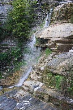 Lucifer Falls, Robert H. Treman State Park, Ithaca, New York www.stephentravels.com/top5/waterfalls