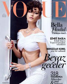 VOGUE Turkey May 2016 (Bella Hadid)