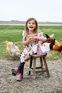 Chicken Milk, Baby G, Down On The Farm, Silk Dress, Boutique Clothing, Lakes, Making Out, Kids Outfits, Craft Ideas