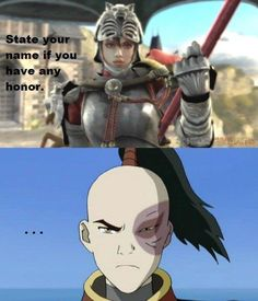 The Legend of Korra/ATLA: fail...