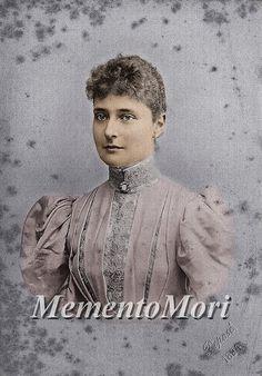 Tsarina Alexandra Fyodorovna