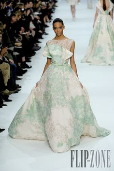 Elie Saab S/S 2012 - Couture