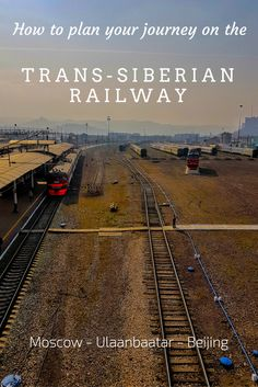We'd like to share our findings to help you plan your Trans Siberian Railway trip! There are so many options for your itinerary that you might get lost! We are happy to offer some help on how you can plan and book your Trans-Siberian Railway journey. With our tips and tricks, we are sure that you will get the most out of your train adventure!