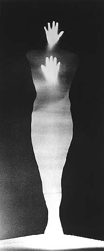 Bruce Conner. Angel, 1974. Bruce Conner the creator of the film about Jay Defeo @designerwallace