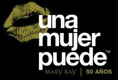 Una mujer puede. ¡Celebrando nuestro 50 Aniversario! #MK50 www.marykay.com.mx/almareza #marykaydfsur