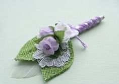 Rustic Wedding Boutonniere Keepsake Groom by BelleBlooms on Etsy