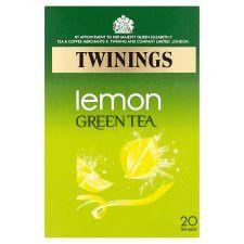 Twinings Green Tea Lemon 20'S 40g