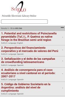 الشامل التعليمي: موقع سايلو scielo المكتبة الرقمية التي تضم ملايين ... Perspective