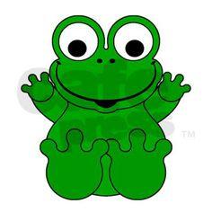 Cute Cartoon Frogs | Cute Cartoon Frog Infant Bodysuit by casperncaboodle