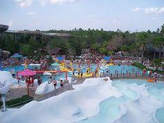 Blizzard Beach, Orlando FL