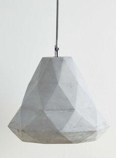Grey Aero Pendant Light - Ceiling Lights - Home, Lighting & Furniture - BHS