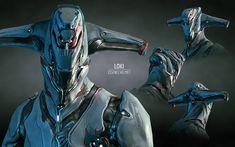 concept robots: Robotic helmet concepts by Mat Makin