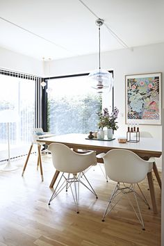 A House Filled with Charm, Personality and Pastels - NordicDesign