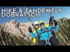 Hike & Tandemfly Dobratsch - YouTube Tandem, Paragliding, Hiking, Videos, Youtube, Walks, Trekking, Hill Walking, Youtubers