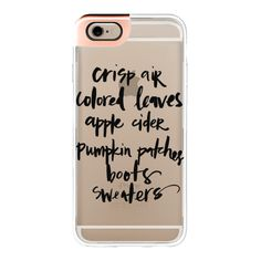 iPhone 6 Plus/6/5/5s/5c Metaluxe Case - Fall - Crisp Air ($50) ❤ liked on Polyvore featuring accessories, tech accessories, phone cases, iphone case, iphone cover case, iphone cases and apple iphone cases