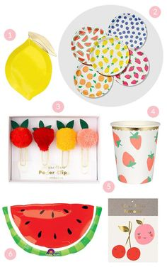 Shop Sweet Lulu carries happy things for life's little celebrations, including a curated selection of upscale party supplies, favors, and gifts, plus all the balloons! Making parties pretty since Tutti Fruity Party, Lulu Shop, Fruit Party, Birthday Parties, Themed Parties, The Balloon, Party Time, Party Supplies, Balloons