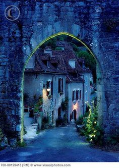 Lapopie, France - Downright gorgeous!!