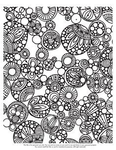 Pin by Jennifer Jones on Coloring pages | Coloring pages, Adult ...