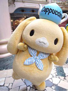 Want cappucino hug? YES!