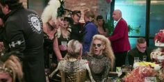 RHONY: Ramona & Sonja's Friendship May End Thanks to Voodoo Party Voodoo Party, Ramona Singer, Matching Costumes, Housewives Of New York, Voodoo Dolls, Halloween Party, Two By Two, The Past, Friendship