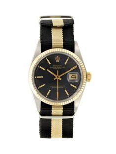 Rolex OysterQuartz Datejust (c. 1972) by Vintage Watches on Park & Bond