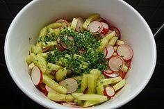 Radieschen - Gurken - Salat (Rezept mit Bild) von plumbum | Chefkoch.de