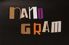 Nanogram Laser Cut Materials by nanogram.studio, via Flickr
