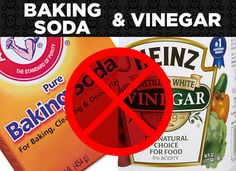 16 Common Product Combinations You Should Never Mix: Baking Soda + Vinegar = Ineffective Cleaning Solution... WHAT?!? Well that makes sense.