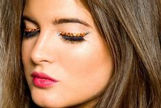 Binky from made in Chelsea -diamanté on the eyes nice choice of colours